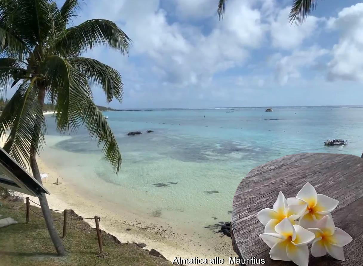 Atmatica alle Mauritius